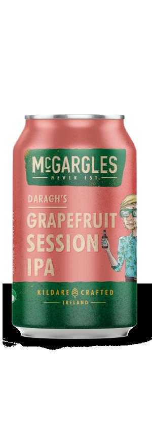 Daragh's Grapefruit IPA