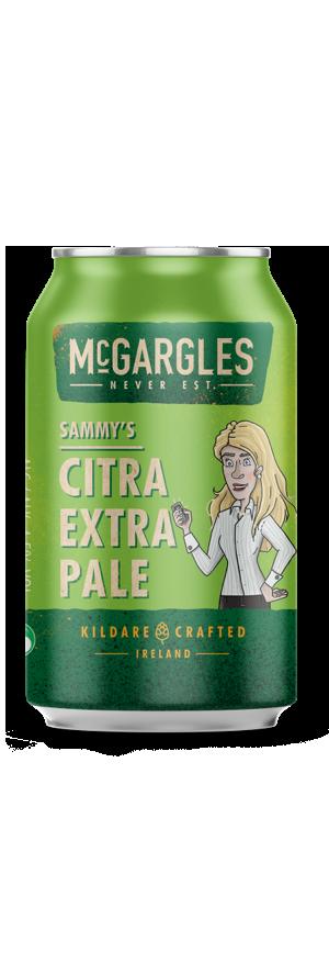 Sammy's Citra Extra Pale