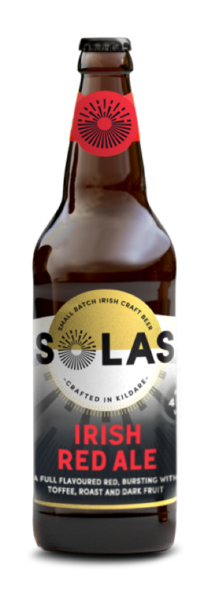 Solas Irish Red Ale