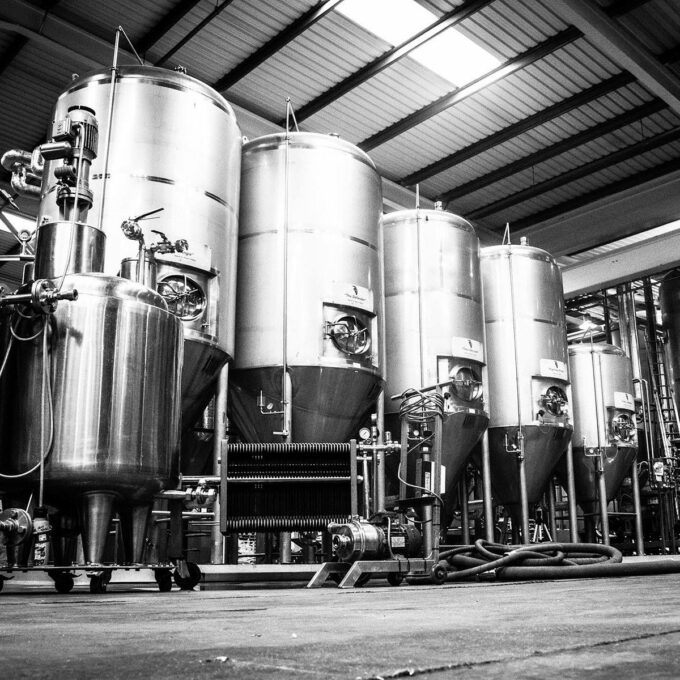 Rye River Brewery Tour