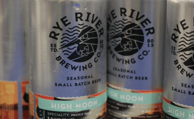 High Noon Fruited Sour: Showdown of the Season