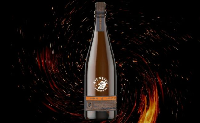 Our Embers Añejo Barrel Aged Wheat Wine: This Season's Perfect Match